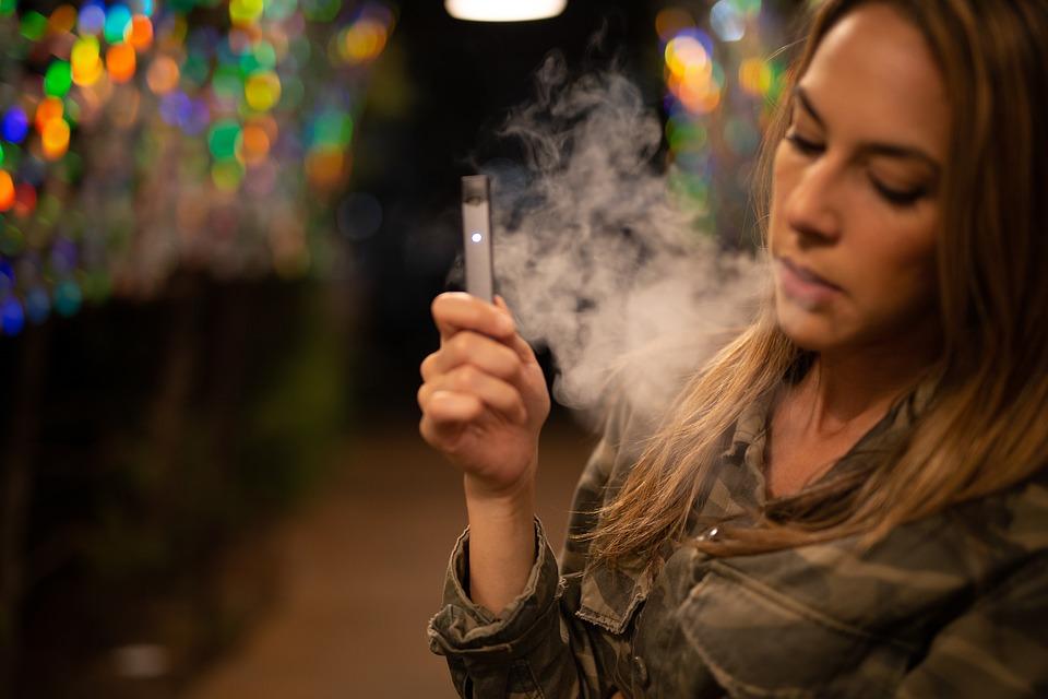 Benefits of e-cigarettes